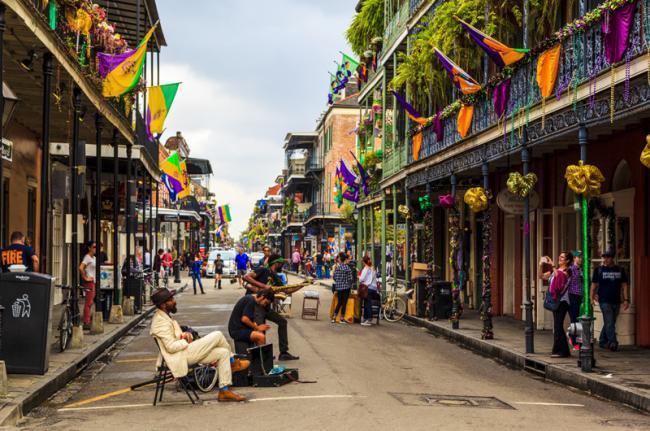 Nueva Orleans, Estados Unidos