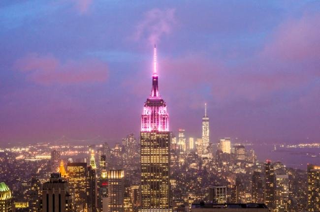 Empire State, Nueva York, Estados Unidos