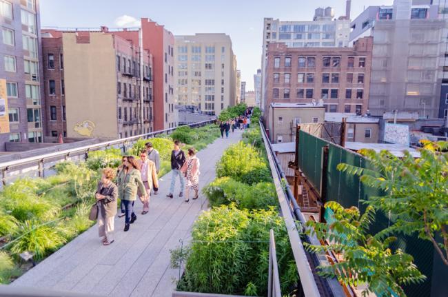 High Line, Nueva York, Estados Unidos
