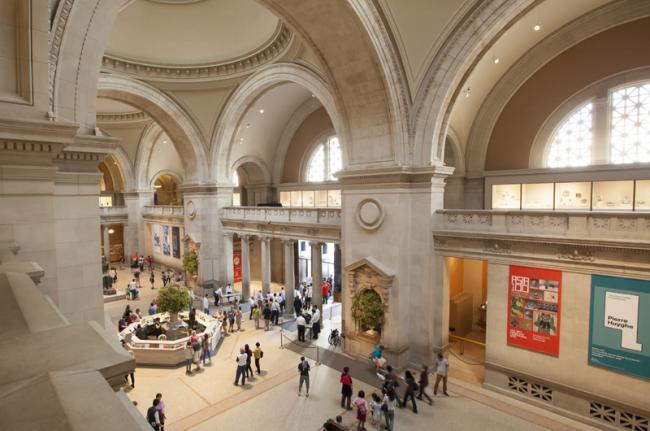 Metropolitan Museum of Art, Nueva York, Estados Unidos