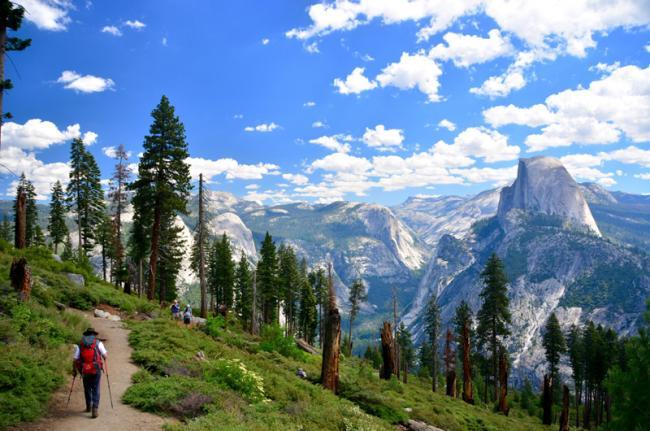 Parque Nacional de Yosemite, Estados Unidos