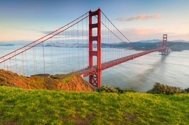 Puente Golden Gate, San Francisco, Estados Unidos