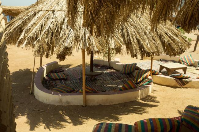 Oasis, Egipto