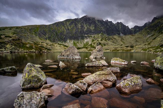 Altos Tatras, Eslovaquia