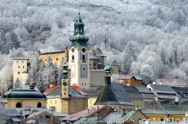 Banská Štiavnica, Eslovaquia