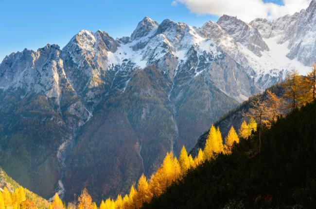 Monte Triglav, Eslovenia