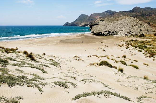 Cabo de Gata, Almería, Andalucía, España