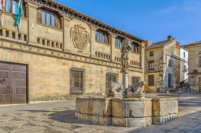 Baeza, Jaén, Andalucía, España
