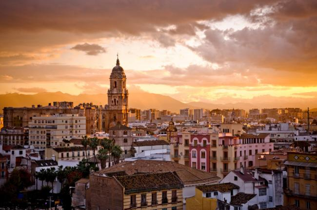 Ciudad de Málaga, Málaga, Andalucía, España