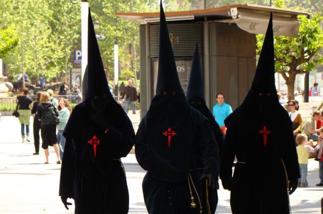 Semana Santa de Sevilla, Andalucía, España