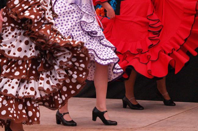 Flamenco, Andalucía, España