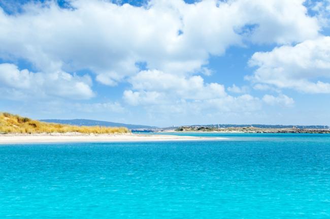 Península de Es Trucadors, Formentera, Islas Baleares, España