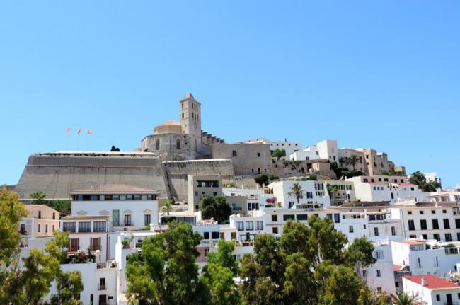 Dalt Vila, Ibiza, Islas Baleares, España