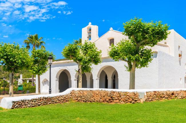 Sant Carles de Peralta, Ibiza, Islas Baleares, España