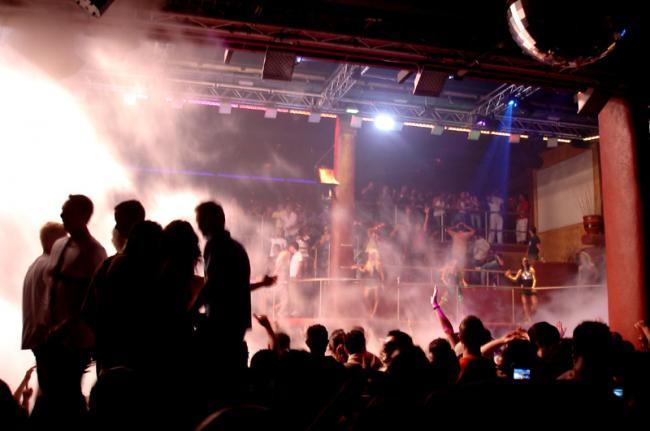 Club Amnesia, Sant Rafel, Ibiza, Islas Baleares, España