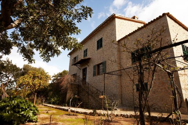 Museo Robert Graves, Deià, Mallorca, Baleares, España