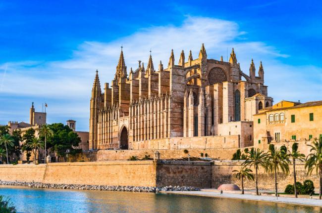 Catedral de Palma, Mallorca, Baleares, España
