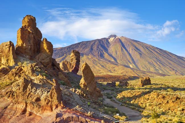 El Teide, Tenerife, Canarias, España