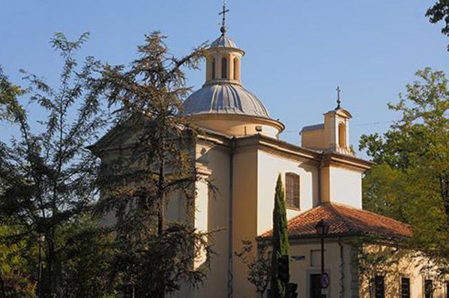 Ermita de San Antonio de la Florida, Madrid, Comunidad de Madrid, España