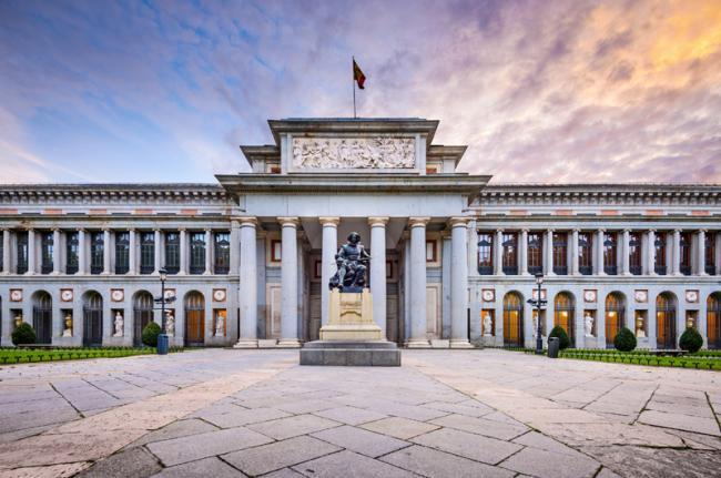 Museo del Prado, Madrid, Comunidad de Madrid, España