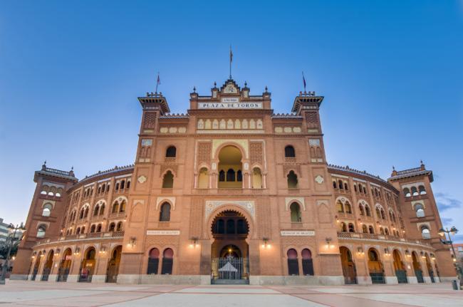 Plaza de toros Las Ventas, Madrid, Comunidad de Madrid, España