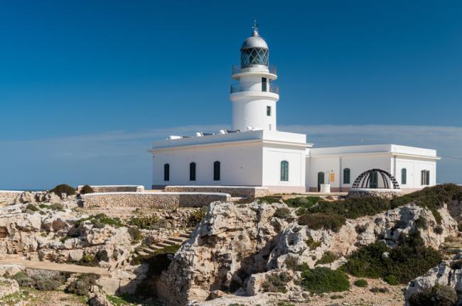 Cap de Cavalleria, Menorca, Baleares, España
