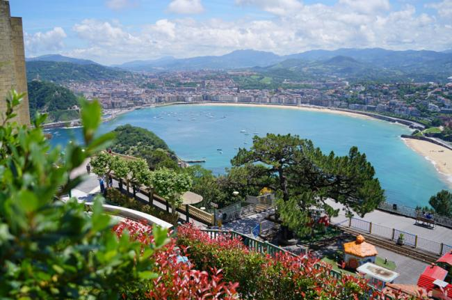 Monte Igueldo, San Sebastián, País Vasco, España