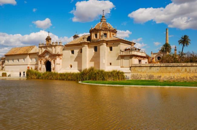 Cartuja de Santa María de las Cuevas, Sevilla, Andalucía, España