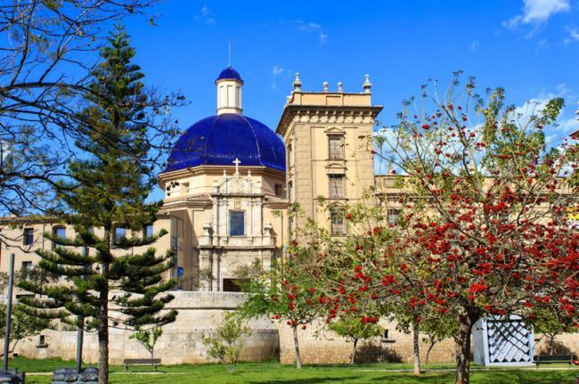 Museo de Bellas Artes, Valencia, Comunidad Valenciana, España