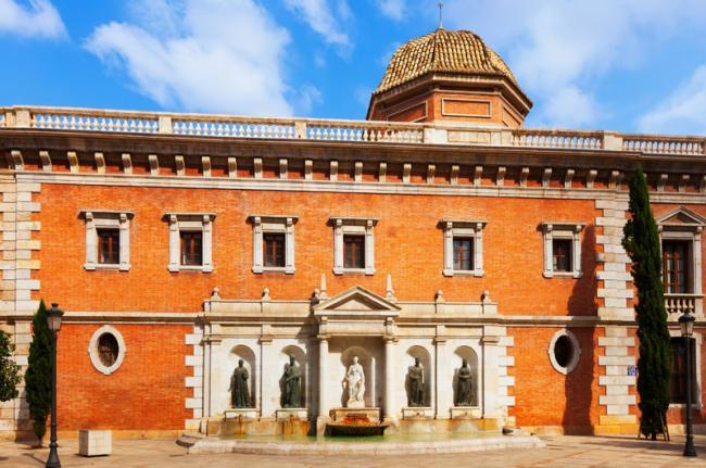 Museo del Patriarca, Valencia, Comunidad Valenciana, España