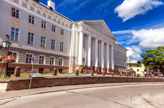 Universidad de Tartu, Estonia