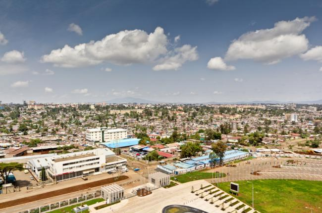 Addis Abeba, Etiopía
