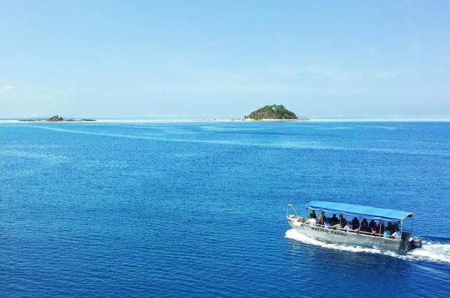 Islas Mamanuca y Yasawa, Fiyi