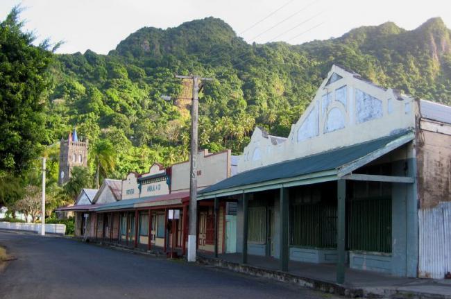 Levuka colonial, Fiyi