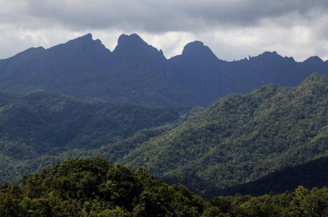 Tierras altas de Namosi, Fiyi