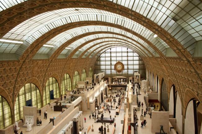 Musée d'Orsay, París, Francia