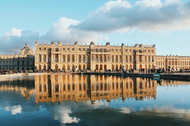 Versalles, París, Francia