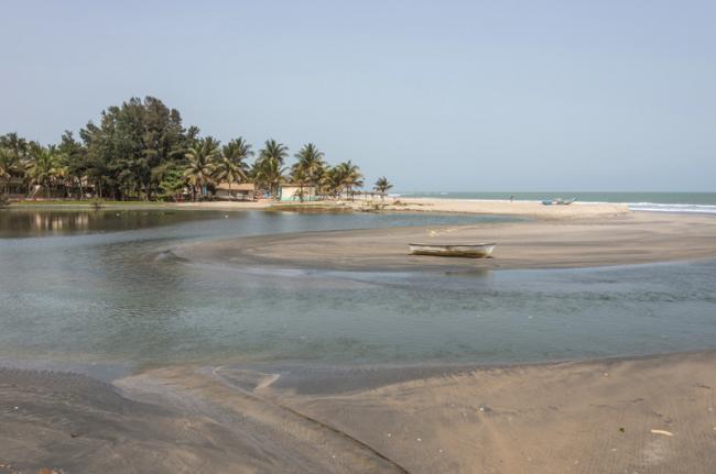 Serekunda, costa atlántica, Gambia