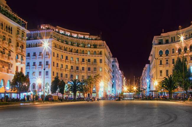 Tesalónica, Grecia