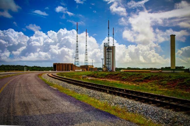 Centro Espacial Guayanés de Kourou, Guayana Francesa