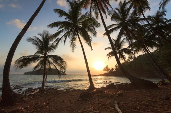 Islas de la Salvación, Guayana Francesa
