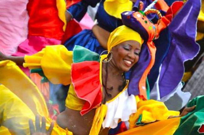 Carnaval en Jacmel, Haití