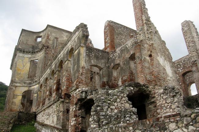 La Citadelle de la Ferrière, Haití