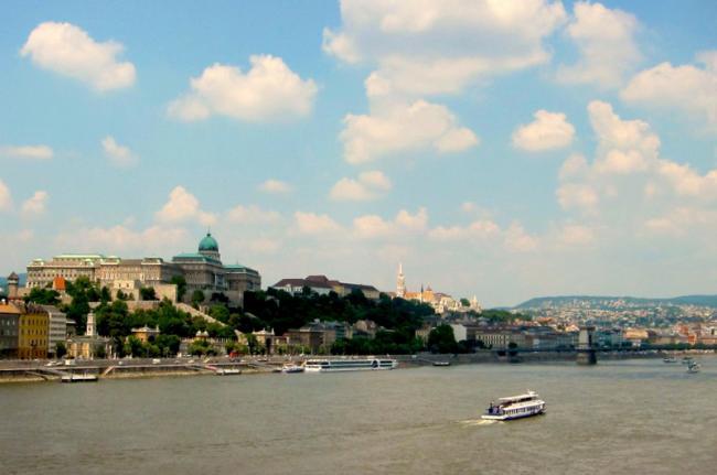 Colina del castillo de Budapest, Hungría