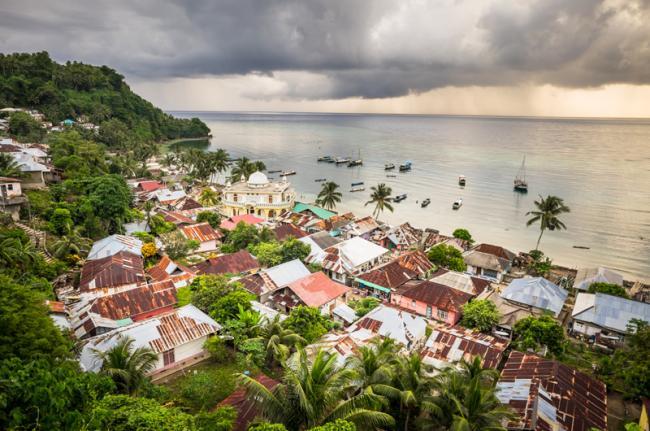 Islas Banda, Indonesia
