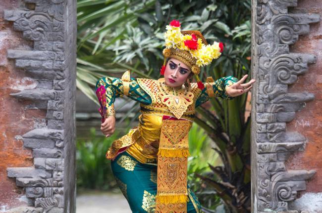 Danza balinesa, Indonesia