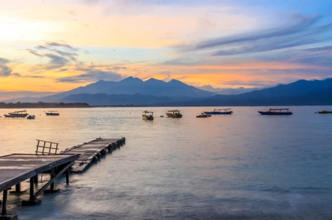 Gili Trawangan, Islas Gili, Indonesia