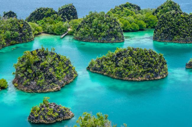 Islas Raja Ampat, Indonesia