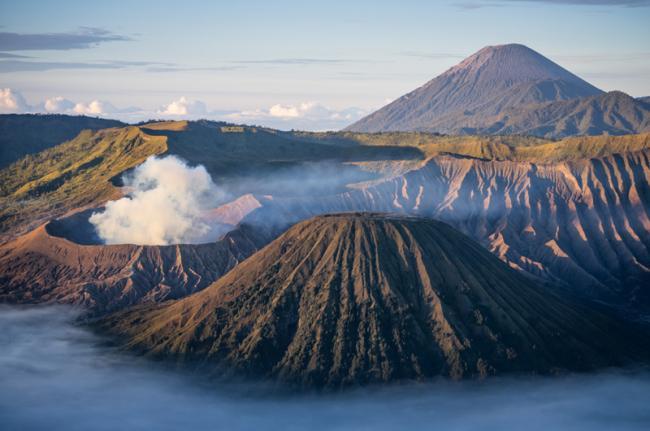 Volcán Bromo, Java, Indonesia