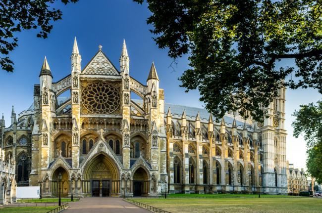 Abadía de Westminster, Londres, Inglaterra